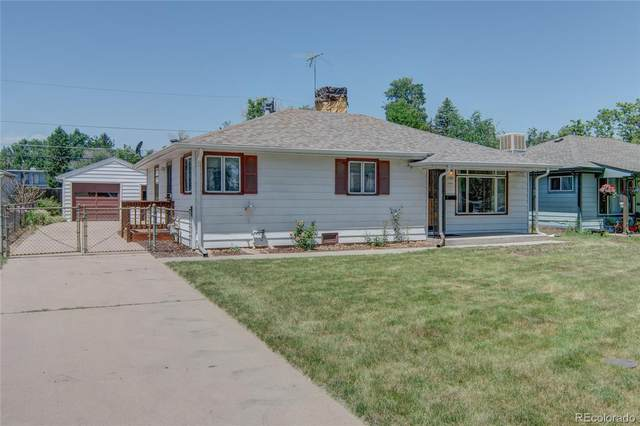 1135 Ammons Street, Lakewood, CO 80214 (#2235449) :: The Dixon Group