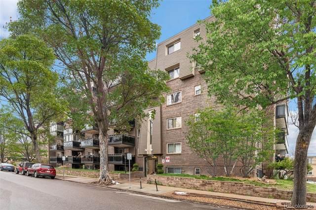 1233 N Ogden Street #106, Denver, CO 80218 (#2235836) :: Wisdom Real Estate