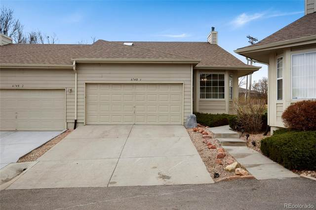 6748 Zenobia Loop #1, Arvada, CO 80030 (MLS #2235959) :: 8z Real Estate