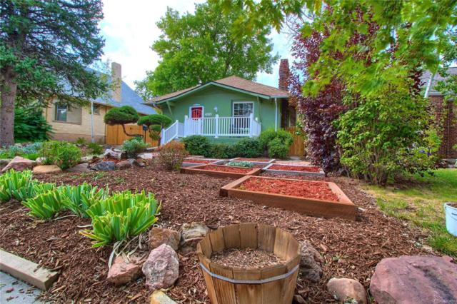 2929 Clermont Street, Denver, CO 80207 (#2236108) :: The Galo Garrido Group