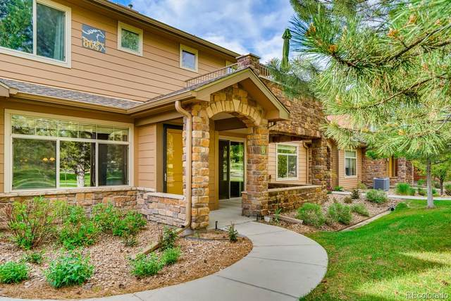 8637 Gold Peak Drive D, Highlands Ranch, CO 80130 (#2236740) :: The Healey Group