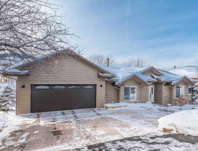 6795 Old Ranch Trail, Littleton, CO 80125 (#2236781) :: The Peak Properties Group