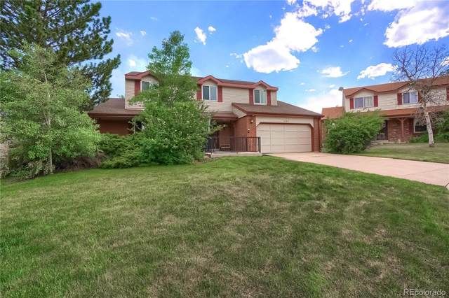 7284 W Hoover Avenue, Littleton, CO 80123 (#2237903) :: iHomes Colorado