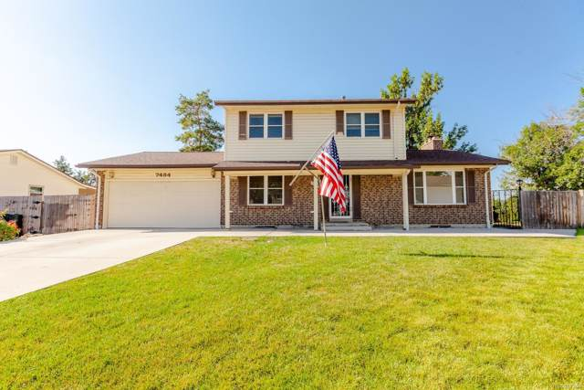 7484 W 81st Avenue, Arvada, CO 80003 (MLS #2238570) :: 8z Real Estate