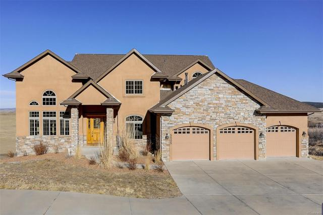 5605 Country Club Drive, Larkspur, CO 80118 (#2239066) :: The Peak Properties Group