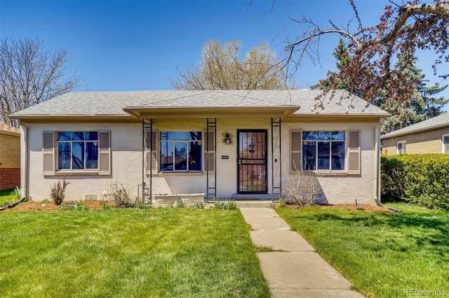 1435 Wabash Street, Denver, CO 80220 (#2239088) :: HomeSmart