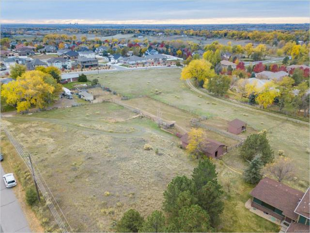 Vacant Land W 58th Avenue, Golden, CO 80403 (#2239163) :: The Peak Properties Group