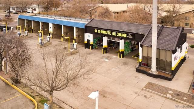 3443 S Vance Street, Lakewood, CO 80227 (#2239395) :: Venterra Real Estate LLC