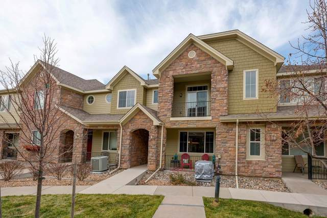 15496 W 66th Drive E, Arvada, CO 80007 (#2239630) :: The HomeSmiths Team - Keller Williams
