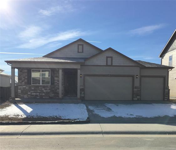 411 Harrow Street, Severance, CO 80550 (MLS #2239814) :: Kittle Real Estate