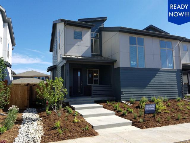 9417 E 58th Place, Denver, CO 80238 (#2239930) :: Wisdom Real Estate