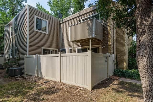1130 S Clinton Street #65, Denver, CO 80247 (#2240034) :: Venterra Real Estate LLC