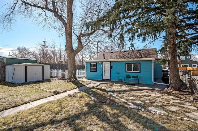 4909 Osceola Street, Denver, CO 80212 (#2240206) :: Finch & Gable Real Estate Co.