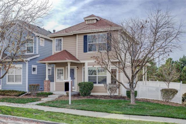 16921 E Wyoming Drive, Aurora, CO 80017 (#2240393) :: Wisdom Real Estate