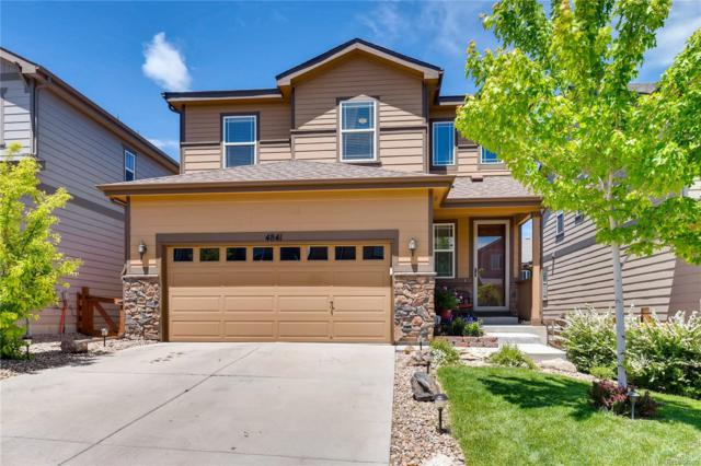 4841 S Picadilly Court, Aurora, CO 80015 (MLS #2240589) :: Keller Williams Realty