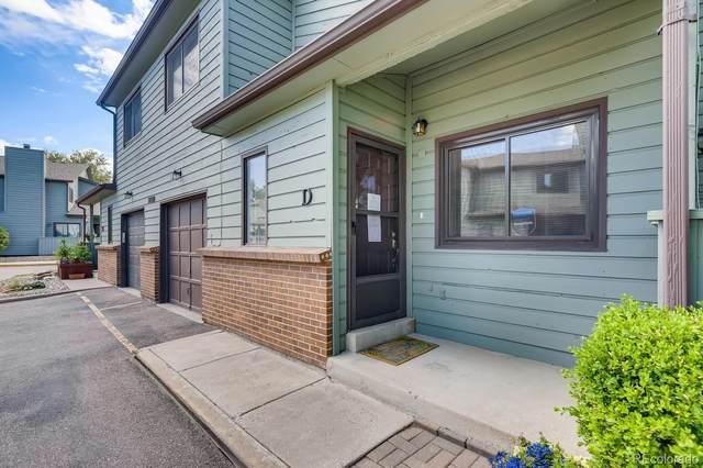 10330 W Jewell Avenue D, Lakewood, CO 80232 (#2241422) :: My Home Team