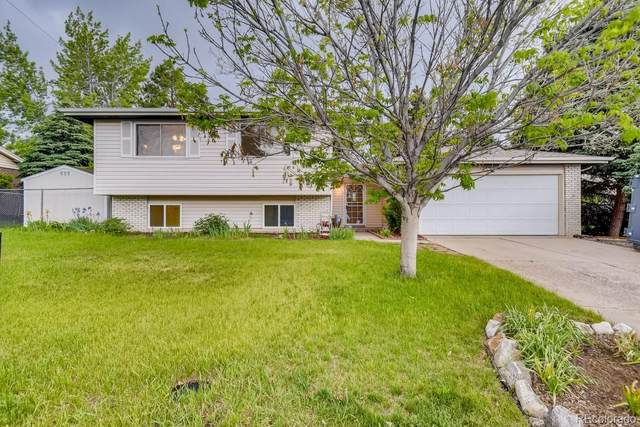 494 W Acoma Drive, Littleton, CO 80120 (#2241935) :: Colorado Home Finder Realty