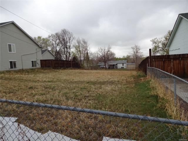 2063 W Baltic Place, Englewood, CO 80110 (MLS #2242256) :: 8z Real Estate