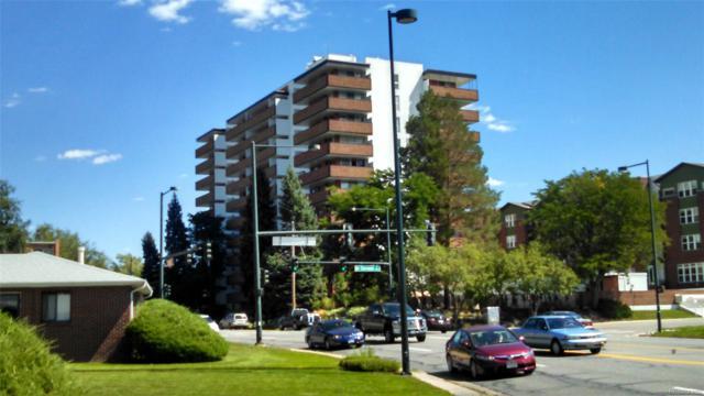 4570 E Yale Avenue #505, Denver, CO 80222 (#2242439) :: My Home Team