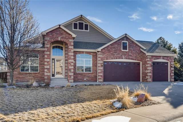 1932 Aquamarine Court, Castle Rock, CO 80108 (#2242593) :: The Scott Futa Home Team