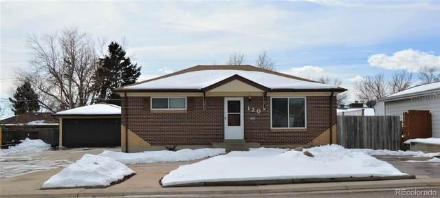 120 Leonard Lane, Northglenn, CO 80233 (#2242874) :: The Peak Properties Group