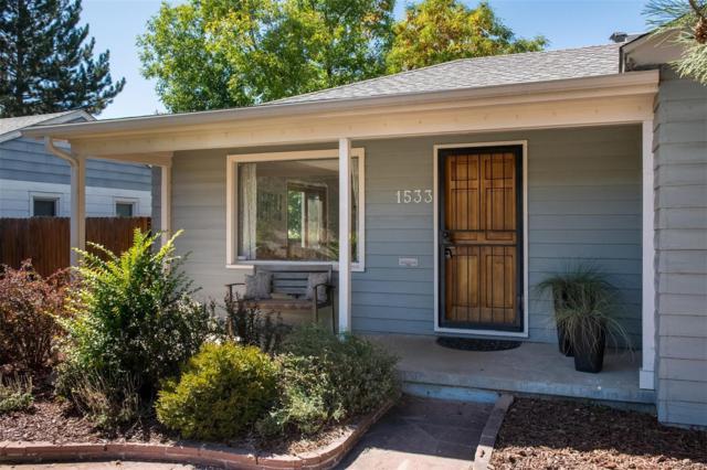 1533 S Jackson Street, Denver, CO 80210 (#2243120) :: Wisdom Real Estate
