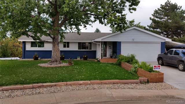 514 S Braun Circle, Lakewood, CO 80228 (#2243214) :: The Gilbert Group