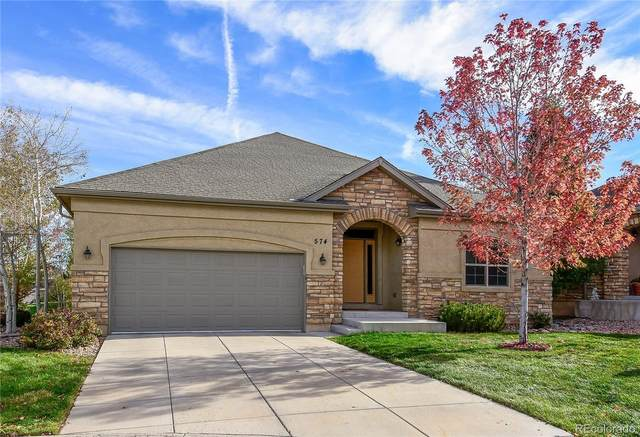 574 Wenlock Court, Castle Rock, CO 80104 (#2244594) :: The Dixon Group