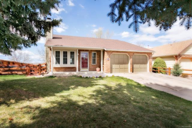 13783 W 64th Drive, Arvada, CO 80004 (#2244735) :: The Healey Group