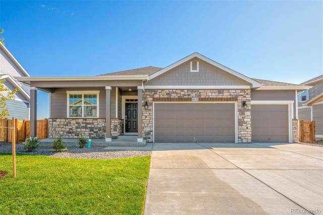 6836 Wild Grass Lane, Wellington, CO 80549 (#2245250) :: Venterra Real Estate LLC