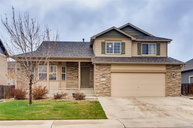 436 Territory Lane, Johnstown, CO 80534 (MLS #2245575) :: Bliss Realty Group