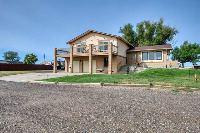2643 County Road 19, Fort Lupton, CO 80621 (#2245595) :: The Margolis Team