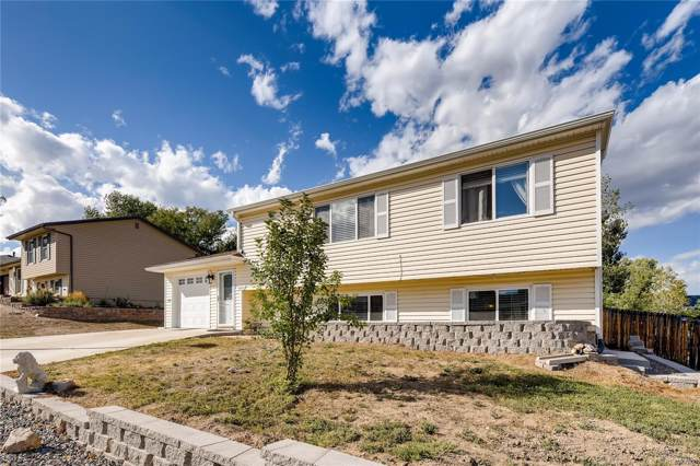 10121 W Lehigh Avenue, Lakewood, CO 80235 (#2245678) :: The Tamborra Team