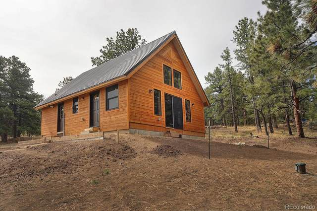 846 Crow Road, Westcliffe, CO 81252 (#2245774) :: The Heyl Group at Keller Williams