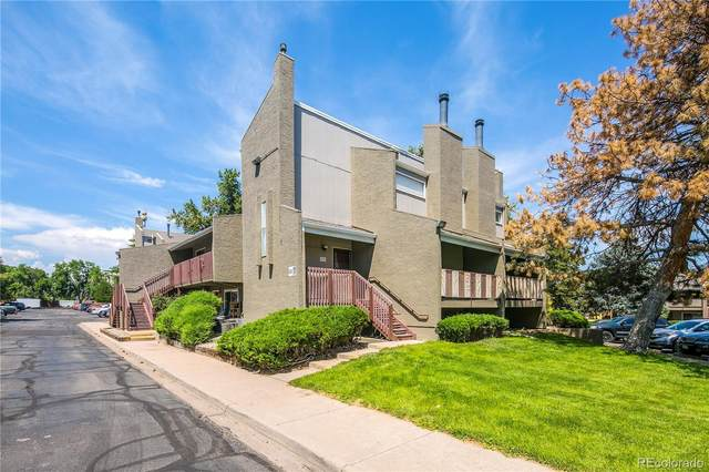 5300 E Cherry Creek South Drive #1101, Denver, CO 80246 (#2245825) :: The Brokerage Group