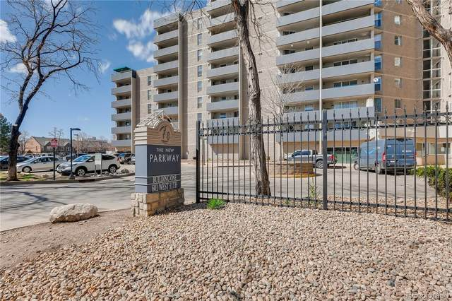601 W 11th Avenue #412, Denver, CO 80204 (#2246031) :: The Healey Group