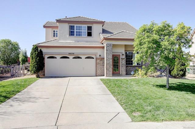 14826 E 116th Drive, Commerce City, CO 80603 (MLS #2246129) :: 8z Real Estate