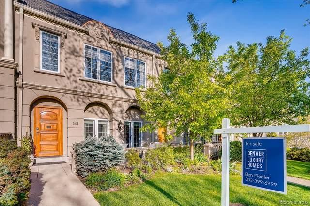 544 Columbine Street, Denver, CO 80206 (#2246404) :: Mile High Luxury Real Estate