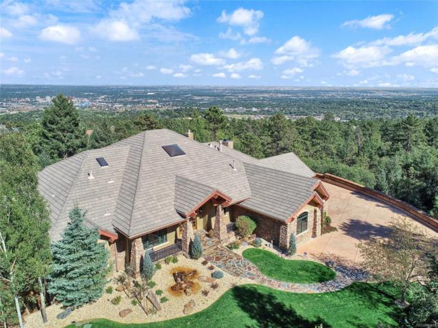 2505 Stratton Forest Heights, Colorado Springs, CO 80906 (#2246517) :: Venterra Real Estate LLC