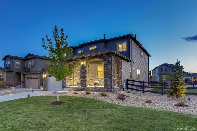 11575 Owensboro Street, Parker, CO 80134 (#2246609) :: The Healey Group