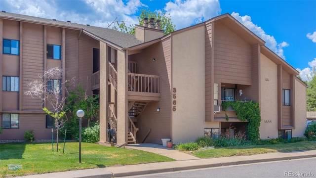 3565 28th Street #106, Boulder, CO 80301 (MLS #2246676) :: Kittle Real Estate