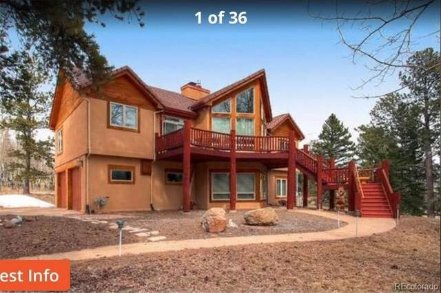 105 Bald Eagle View, Divide, CO 80814 (MLS #2246909) :: 8z Real Estate