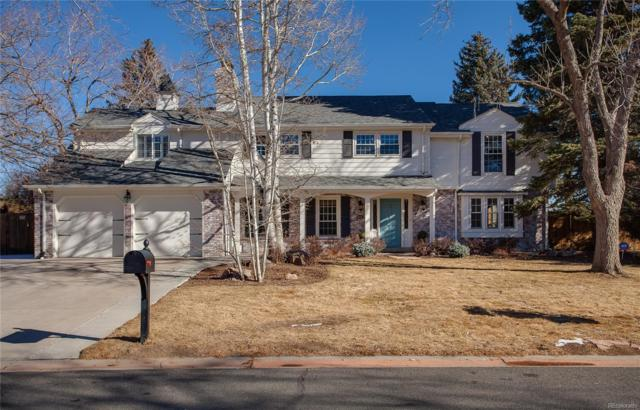 6031 S Happy Canyon Drive, Cherry Hills Village, CO 80111 (#2247441) :: The City and Mountains Group