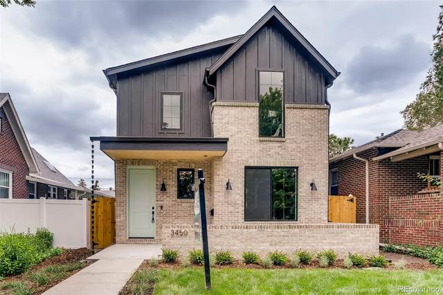 3450 N Race Street, Denver, CO 80205 (#2248392) :: Re/Max Structure