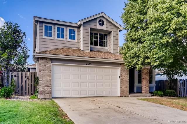 2579 S Truckee Way, Aurora, CO 80013 (#2248443) :: Wisdom Real Estate