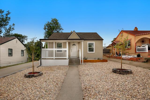 221 S Dale Court, Denver, CO 80219 (MLS #2248616) :: Kittle Real Estate