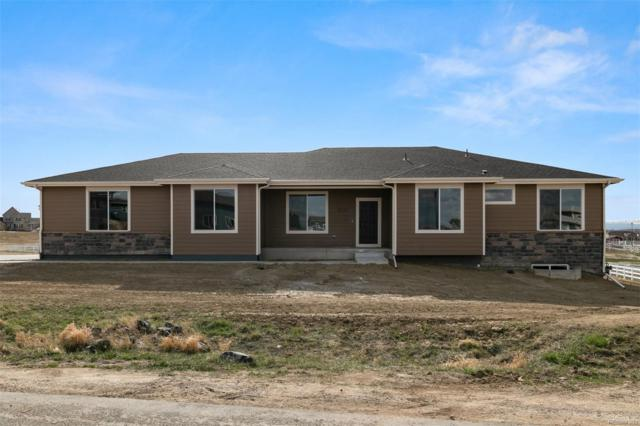 42071 N Pinehurst Circle, Elizabeth, CO 80107 (#2249104) :: The Heyl Group at Keller Williams