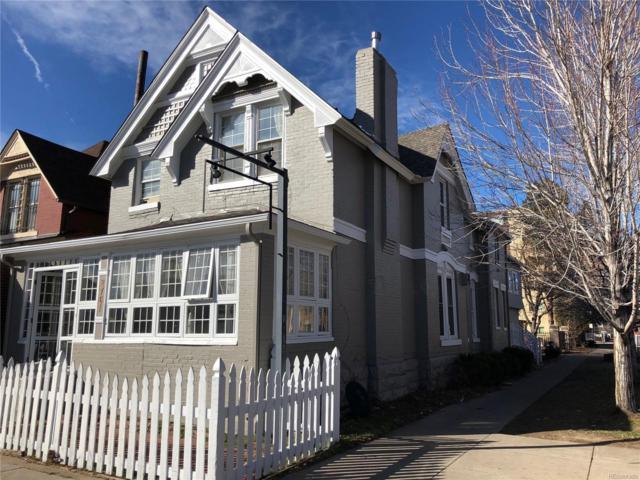 2761 Welton Street, Denver, CO 80205 (#2249126) :: House Hunters Colorado