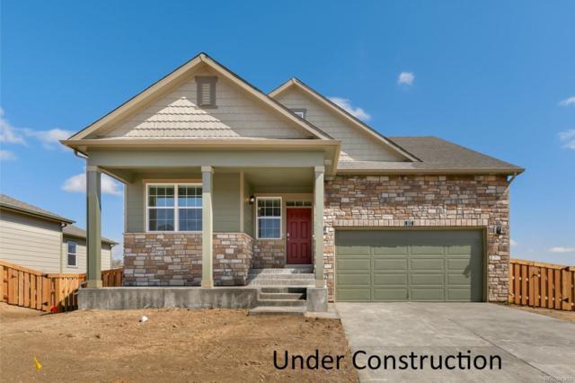 330 Jay Avenue, Severance, CO 80550 (MLS #2249472) :: 8z Real Estate