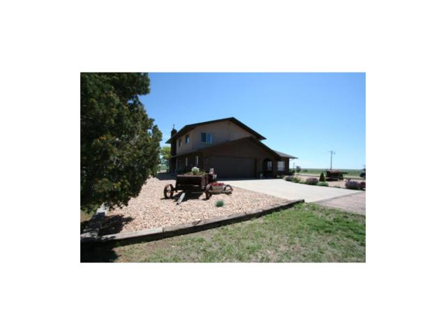 22221 County Road A, Fort Morgan, CO 80701 (MLS #2249569) :: 8z Real Estate
